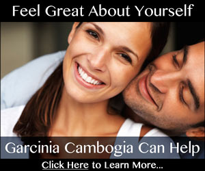 Feel great about yourself with garcinia cambogia