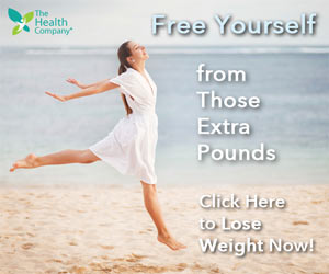 Free yourself from those extra pounds.